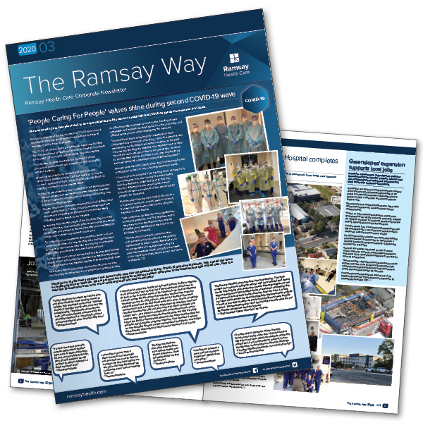 The Ramsay Way - September 2020