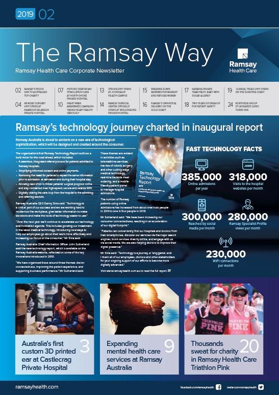 The Ramsay Way - June 2019 - Page 11